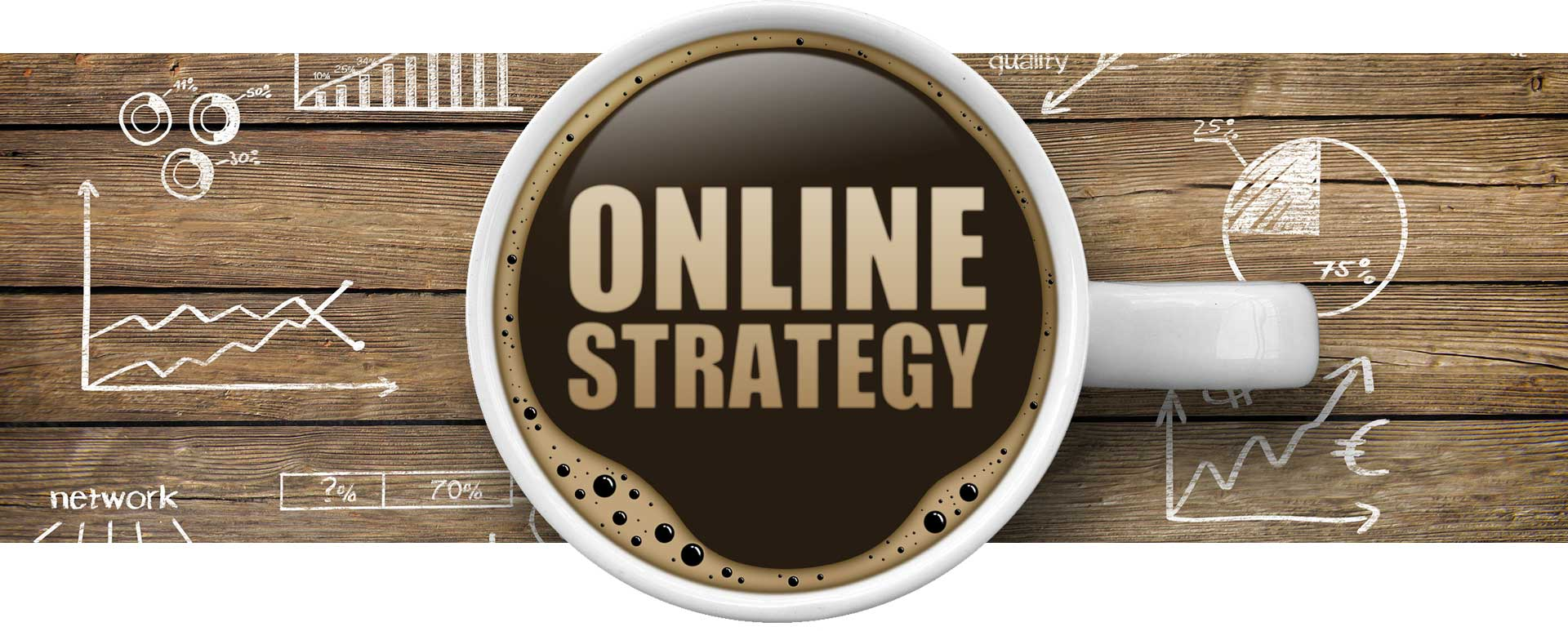 Online Strategien